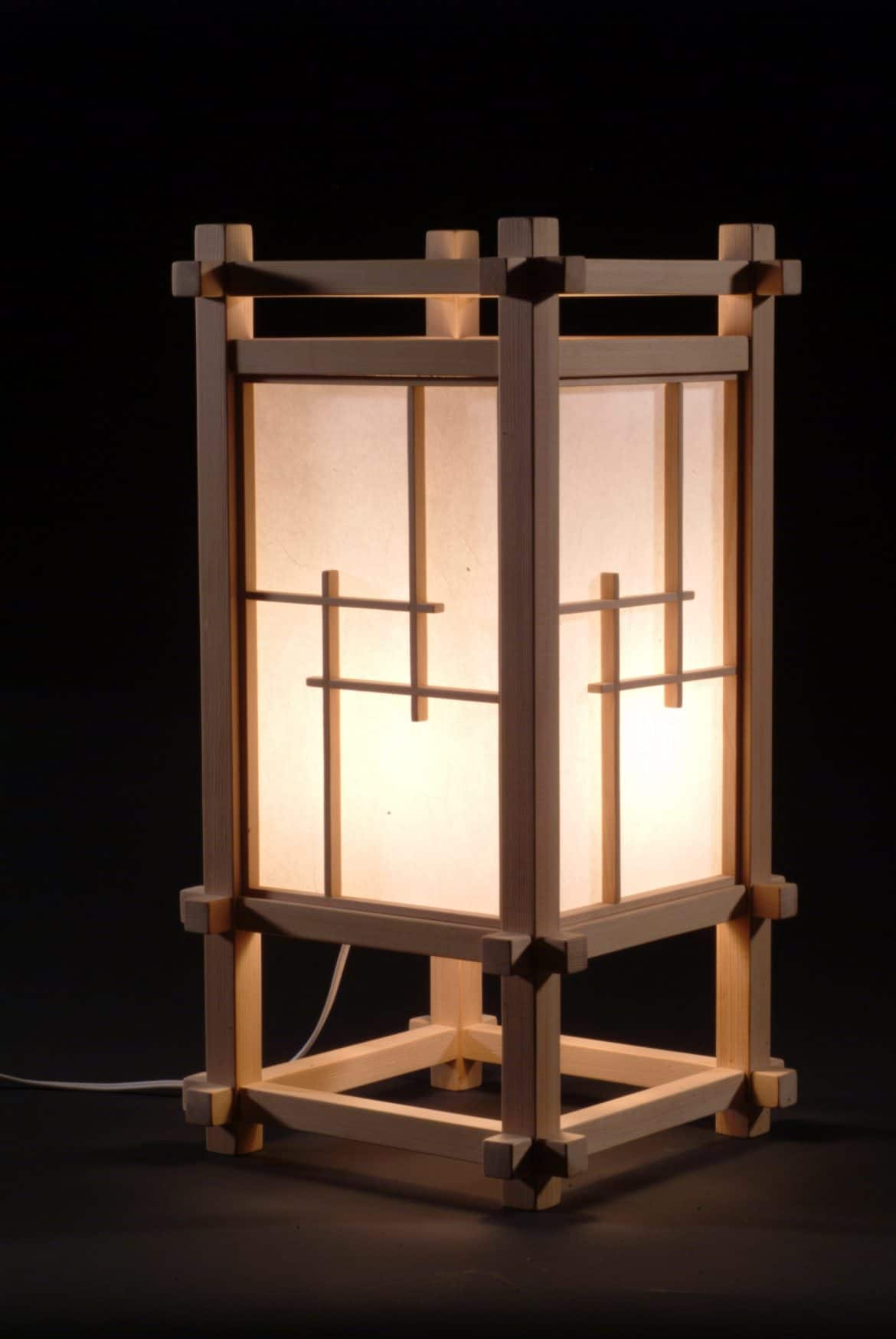 Selection Of 10 Japanese Lamps