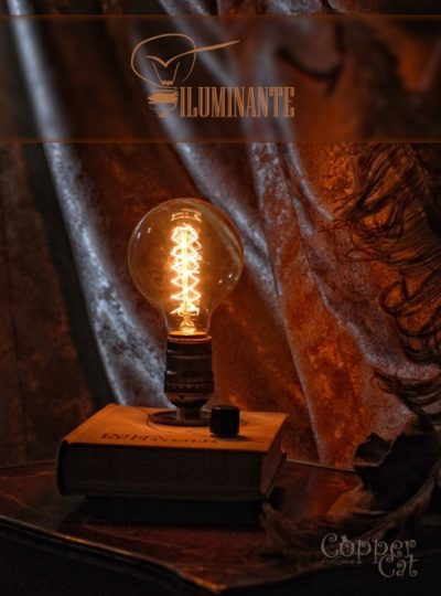 "Name of the project ""Iluminante"" translates from Spanish as ""Source of light"""