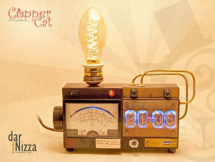 Retro Desk Lamp DarNizza Table Lamp - desk-lamps