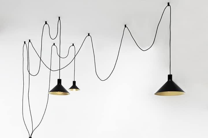 Cerberina Floor Lamp by Filippo Mambretti