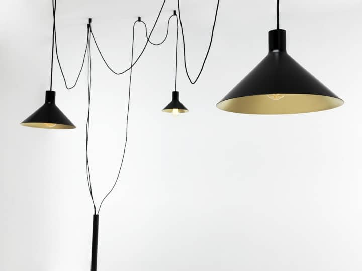 Cerberina Floor Lamp by Filippo Mambretti - floor-lamps