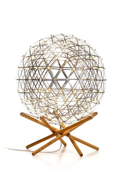Raimond Tensegrity Sphere Floor Lamp