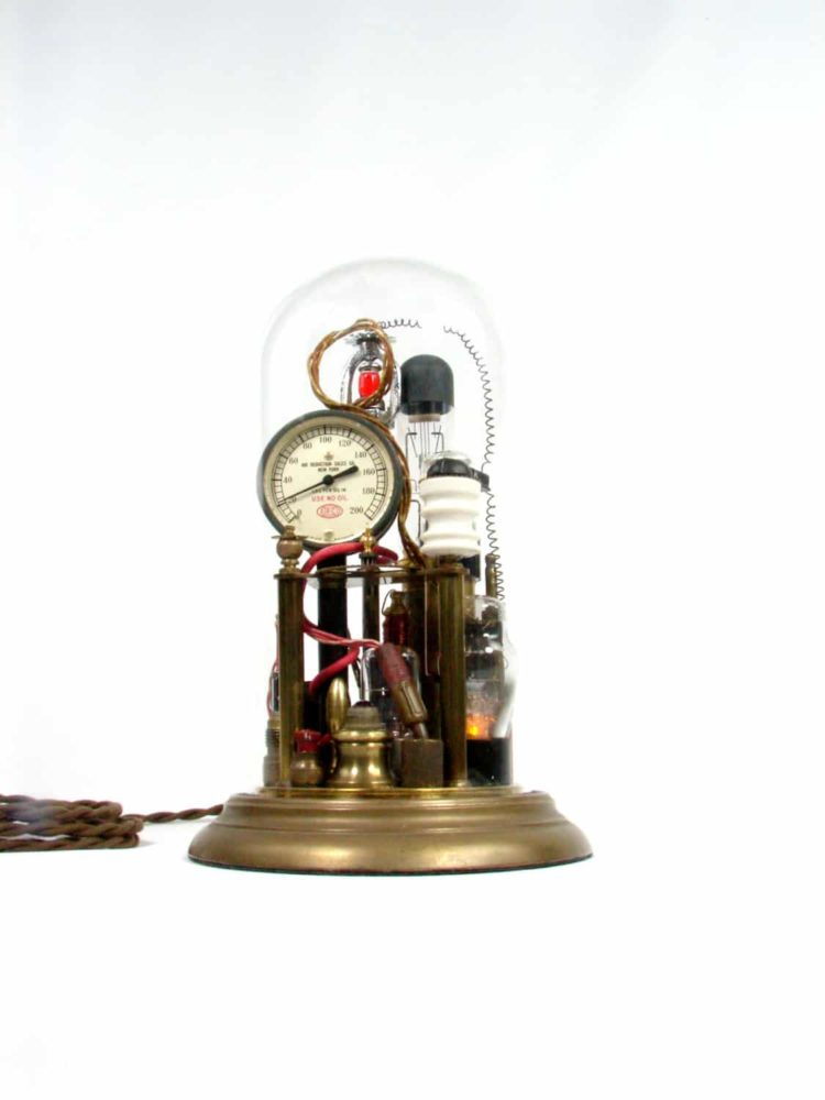 10 Amazing Steampunk Desk Lamps Id Lights