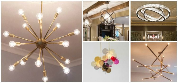 10 Modern Chandeliers You Will Love - chandeliers