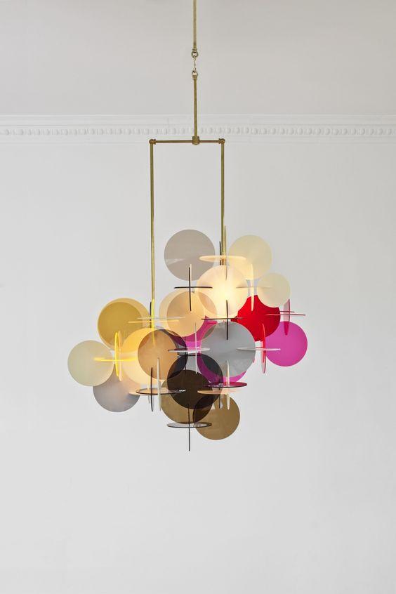 bird colorful chandelier avian trends chandeliers infused