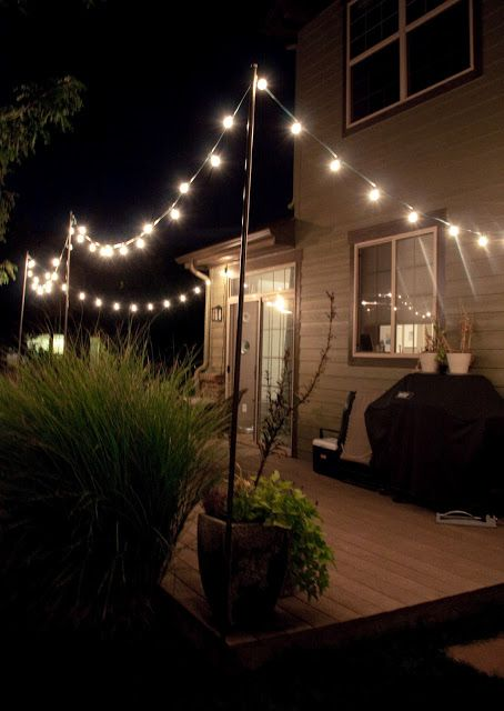 Chic Hanging Lighting Ideas Lamp 20 Outdoor Lighting Ideas For A