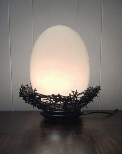 Nesting Egg Table Lamp