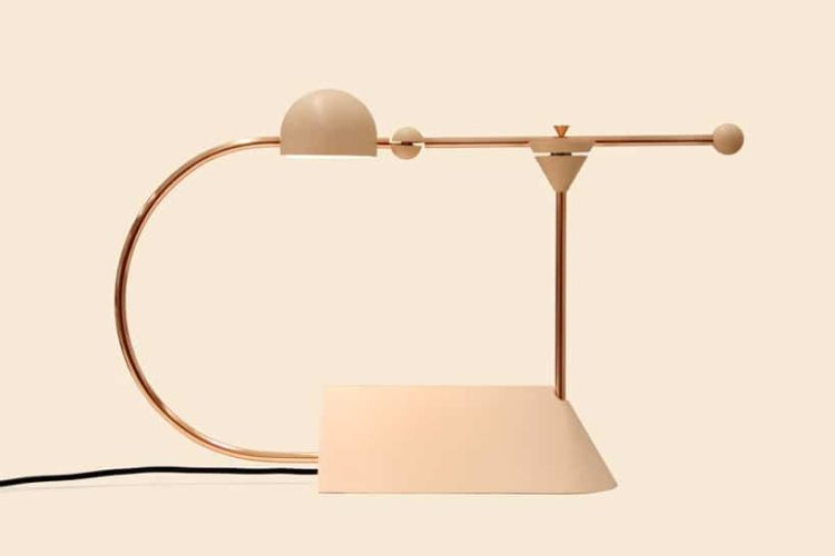 The node Desk Lamp Look Like an Electrical Circuit