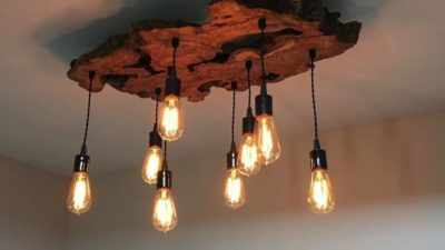 Wood Light Fixtures Video Showcase
