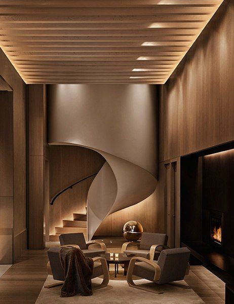 10 Lighting Design Ideas for your Home - wood-lamps, wall-lights-