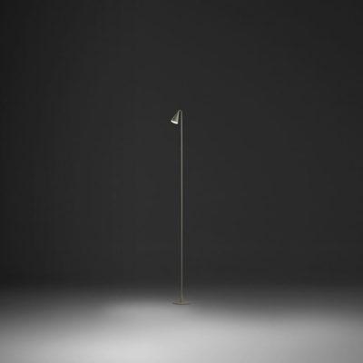 BRISA Simple Thin Design Floor Lamp