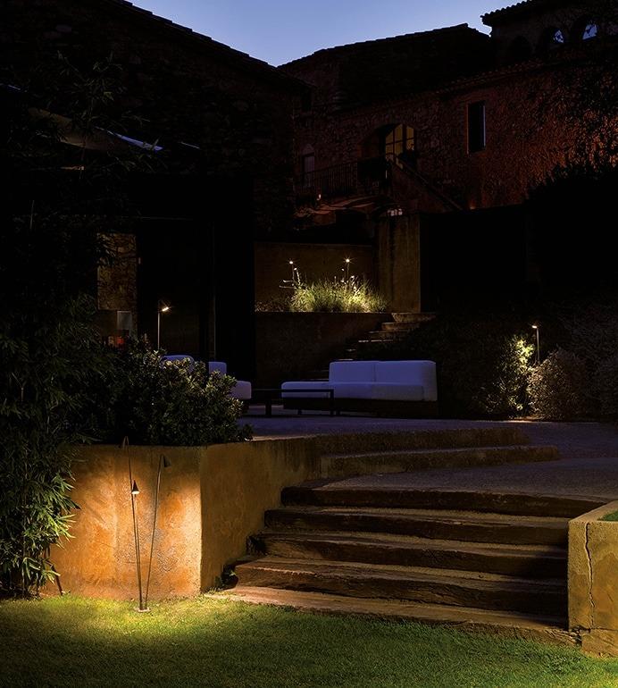 BRISA Simple Thin Design Floor Lamp Floor Lamps Outdoor Lighting