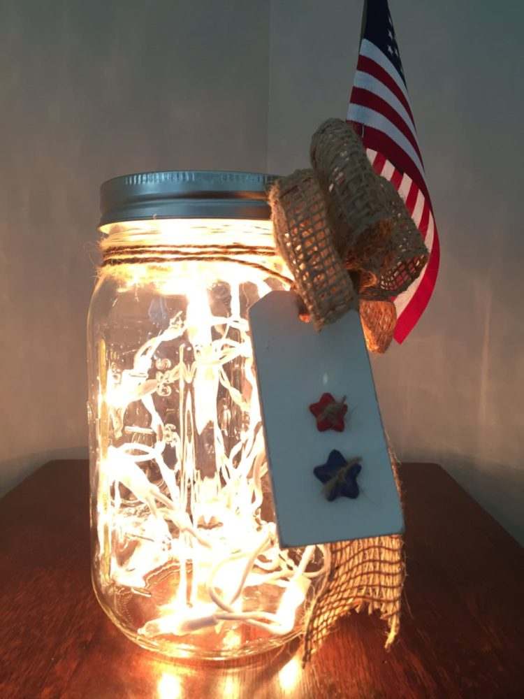 Patriotic 4th Of July Lamps Id Lights