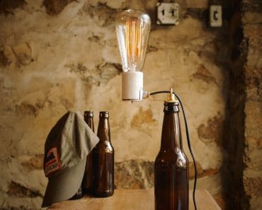 Amazing Beer Table Lamp