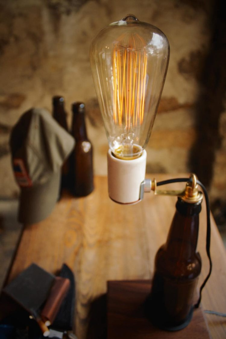 Amazing Beer Table Lamp - table-lamps