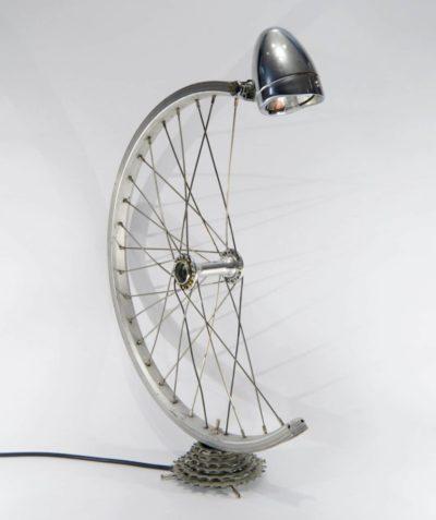 Bespoke Bicycle Desk Lamp