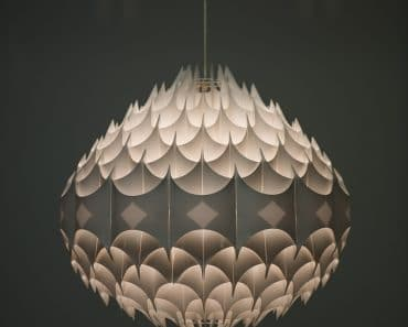 Design Pendant Chips Lamp