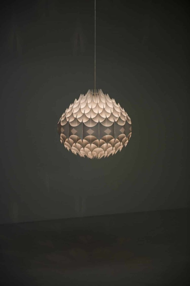 Design Pendant Chips Lamp - pendant-lighting