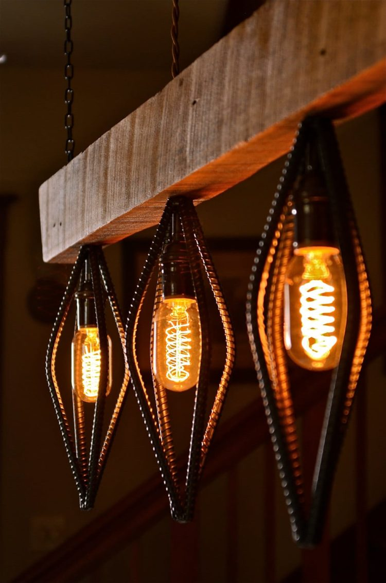 Bar pendant lighting