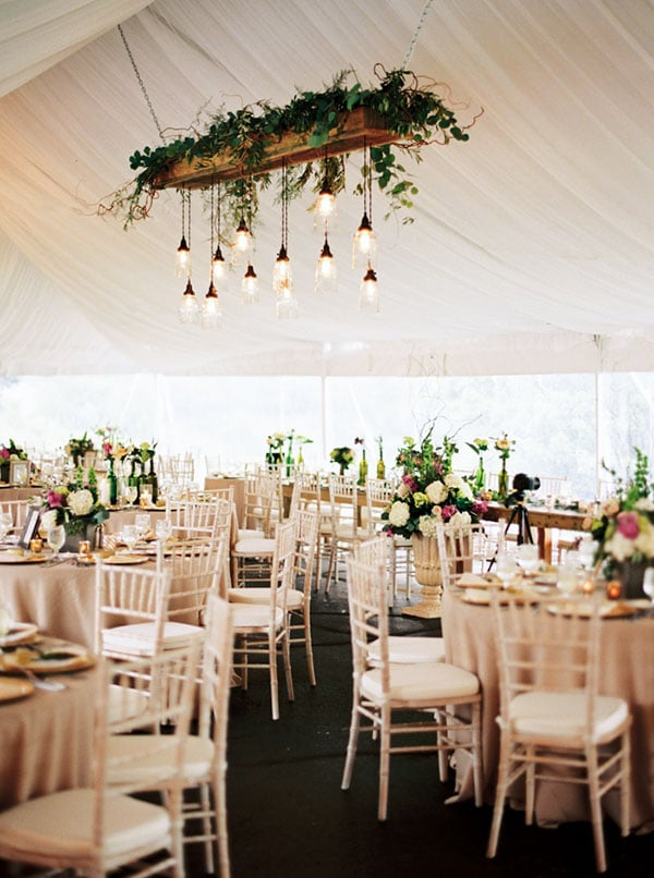 Vegetal Wedding Light Fixtures Chandeliers Wood Lamps