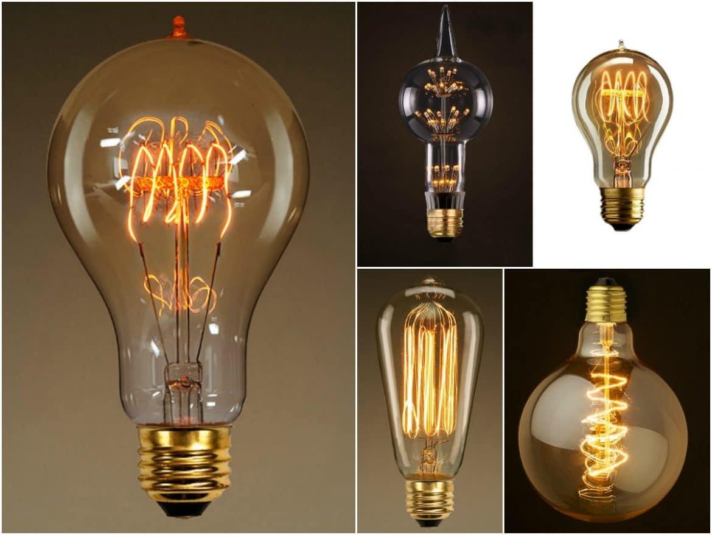 10 edison light bulbs comparative id lights for Buyers choice light bulbs