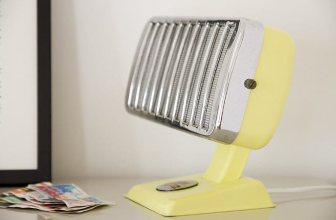 Vintage Thermor Table Lamp Table Lamps