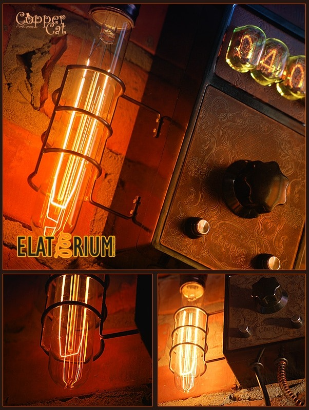 Vintage Phone Wall Retro-Lamp - wall-lights-sconces