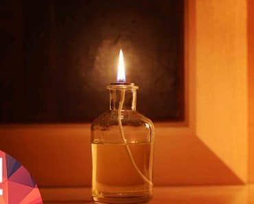 DIY Kerosene Lamp Cheap and Simple