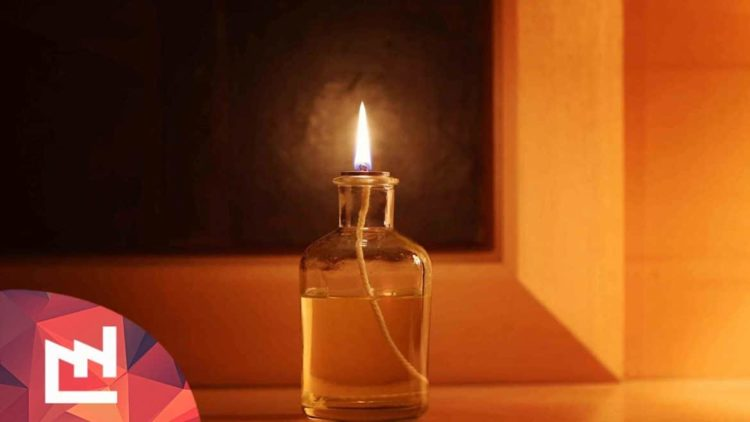 DIY Kerosene Lamp Cheap Amp Simple