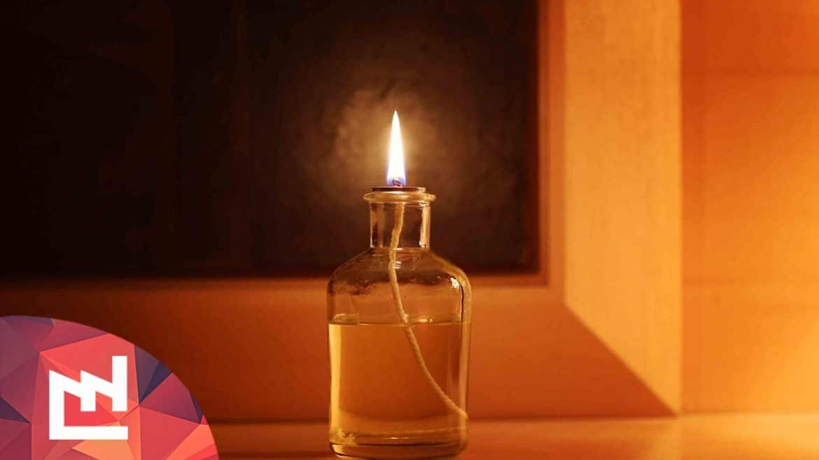 DIY Kerosene Lamp Cheap & Simple • iD Lights