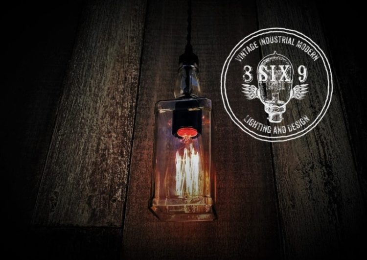 Whiskey Bottle Pendant Lighting - pendant-lighting