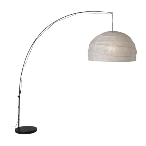 Original Arc Floor Lamps from IKEA - floor-lamps