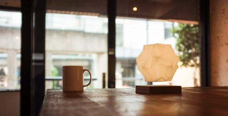 Glow Levitating Lamp - table-lamps