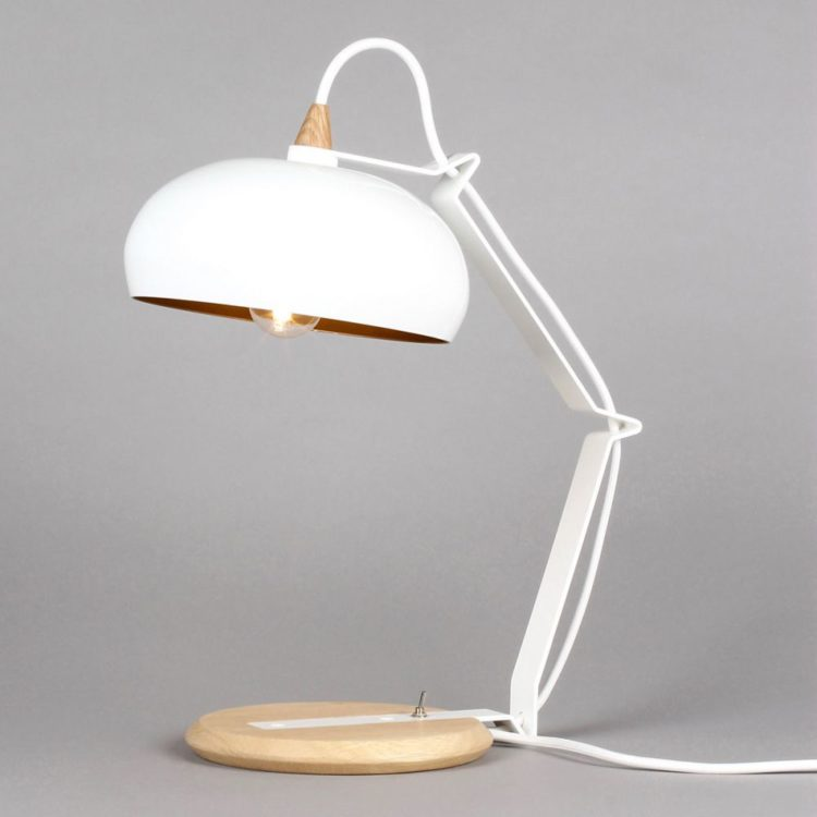 Artdeco Lampari Rhoda Desk Lamp Desk Lamps