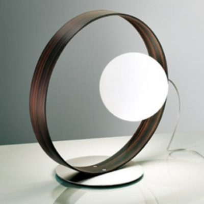 Giuko Ebony Design Table lamp