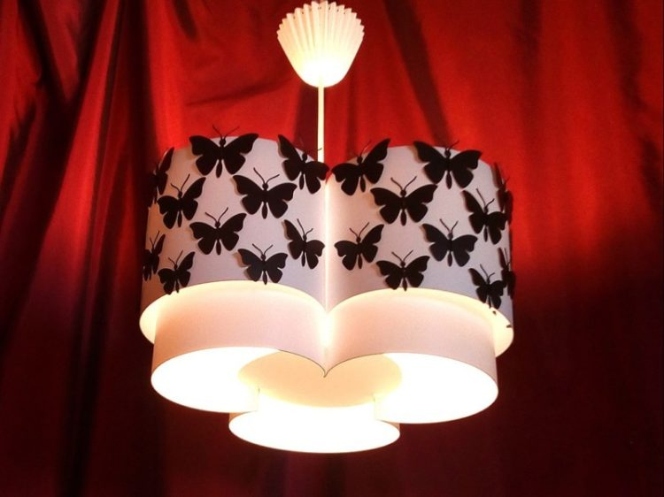 Decor Butterfly Pendant Lamp - pendant-lighting