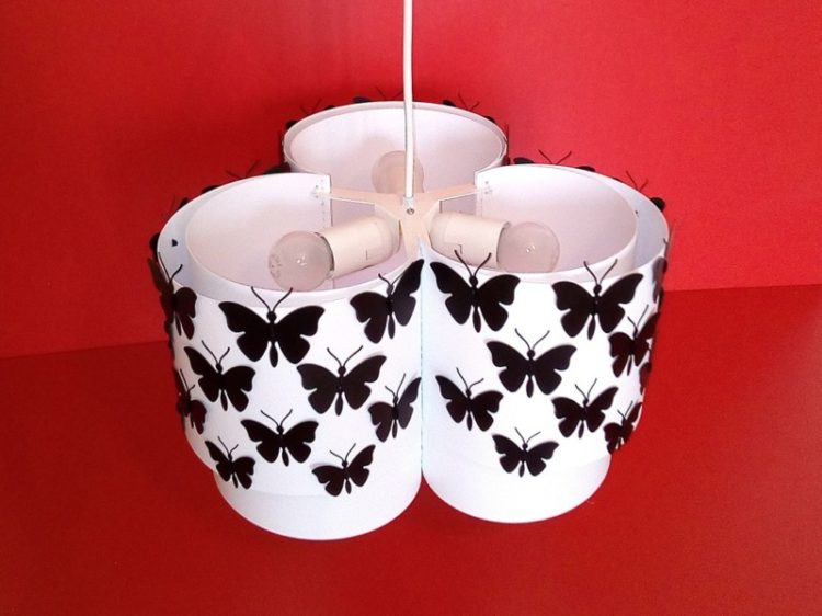 Decor Butterfly Pendant Lamp Pendant Lighting