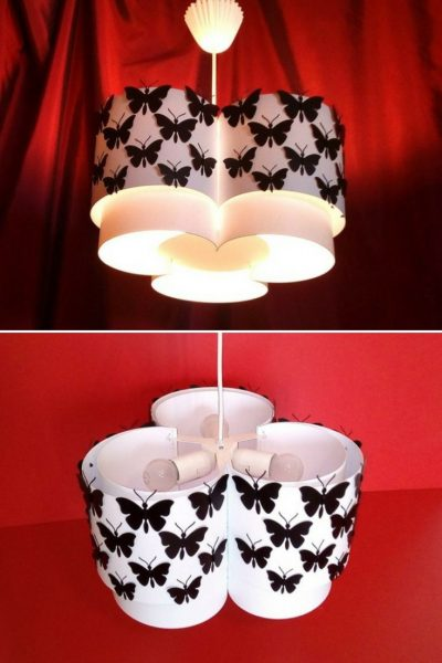 Decor Butterfly Pendant Lamp