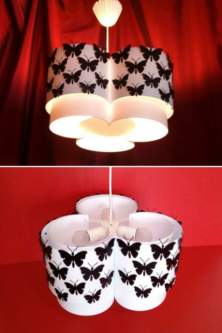 Decor Butterfly Pendant Lamp Id Lights