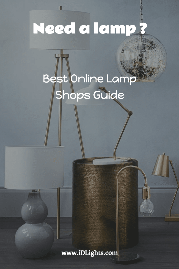 Buying a lamp on the internet is not an easy thing, there are many types of lamps with very different designs ... We have selected the main online lamp shops, you will definitely find your happiness! Etsy is a huge marketplace where people around the world connect to make, sell and buy unique goods, and so lamps.