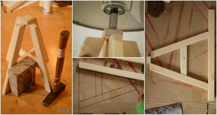 How To Make A Wood Lamp Easily Id Lights