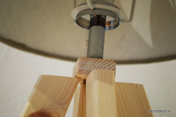 How to Make a Wood Lamp Easily - desk-lamps