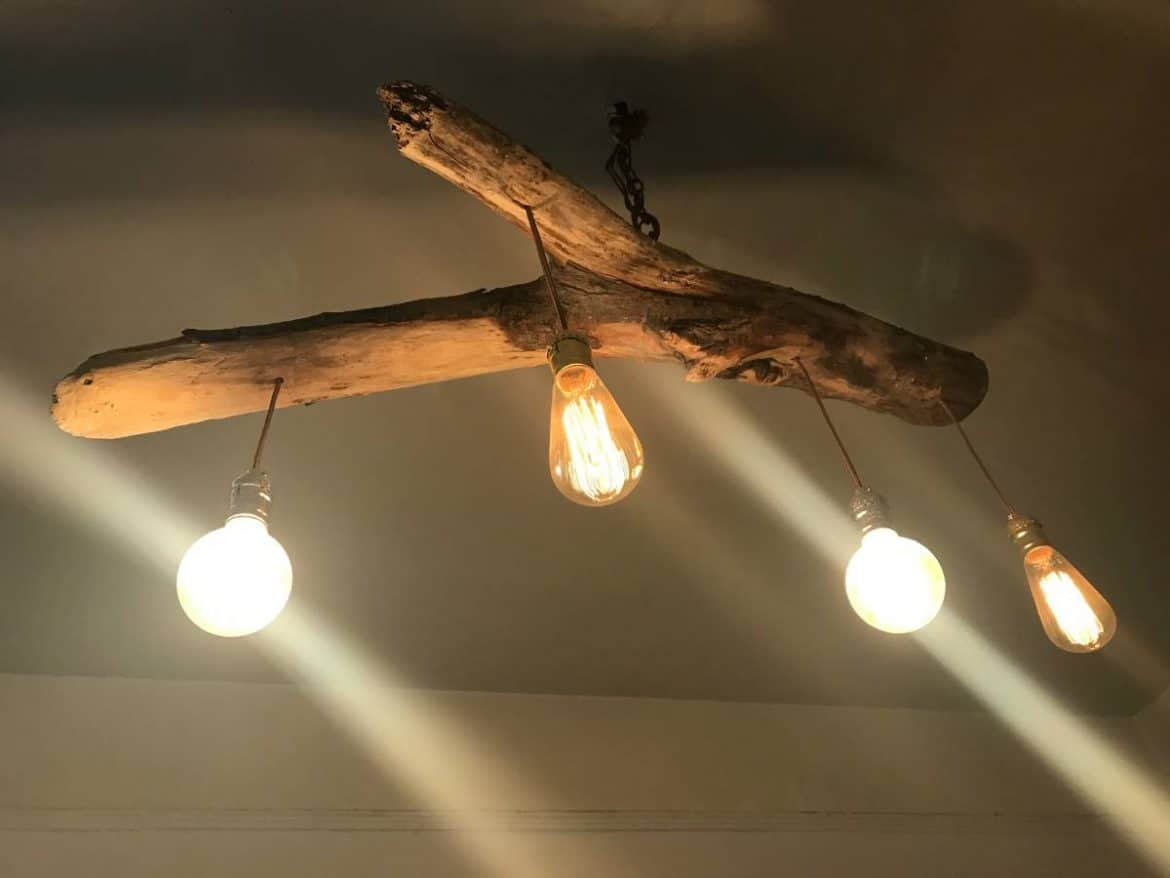 Unique Wood Lamp Id Lights