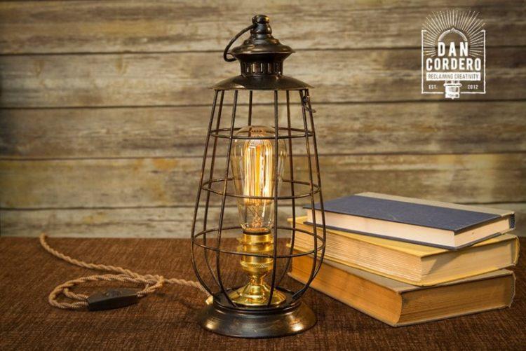 10 Lantern Table Lamps Vintage Selection Id Lights