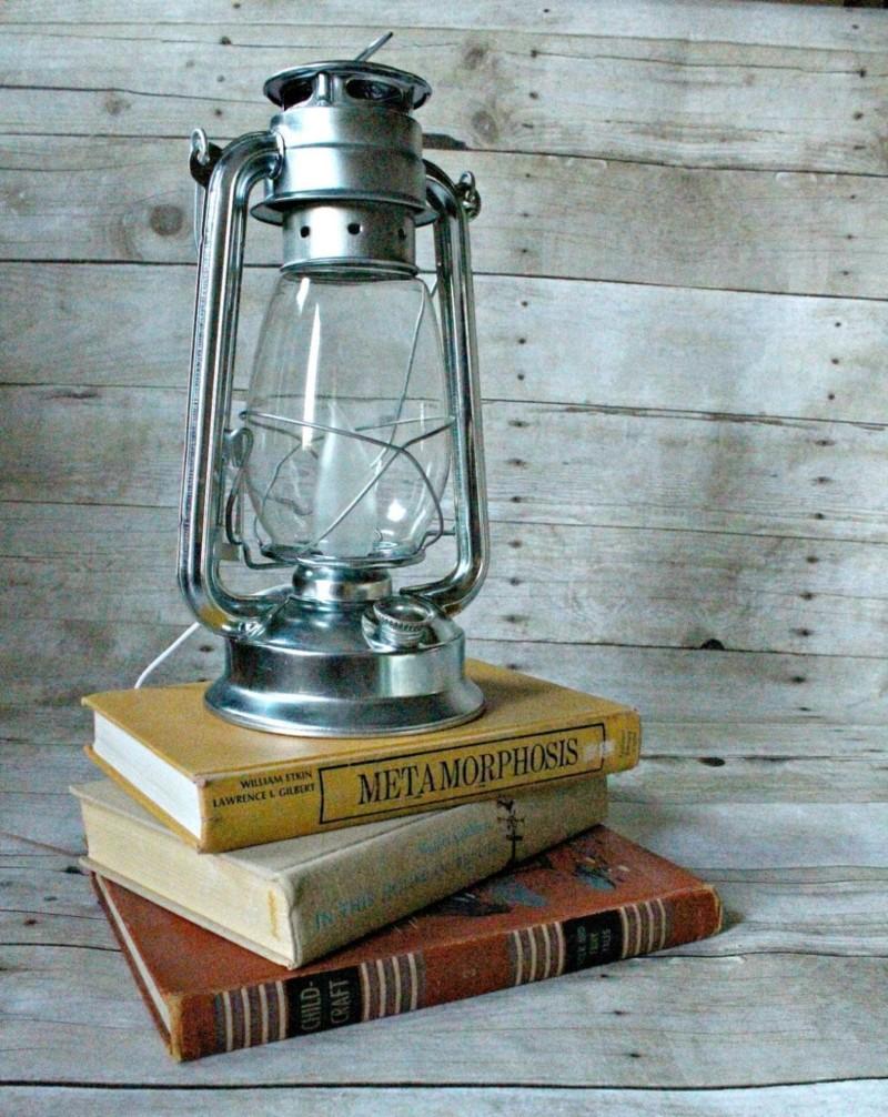 10 Lantern Table Lamps Vintage Selection