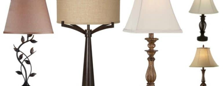Bronze Table Lamps Selection