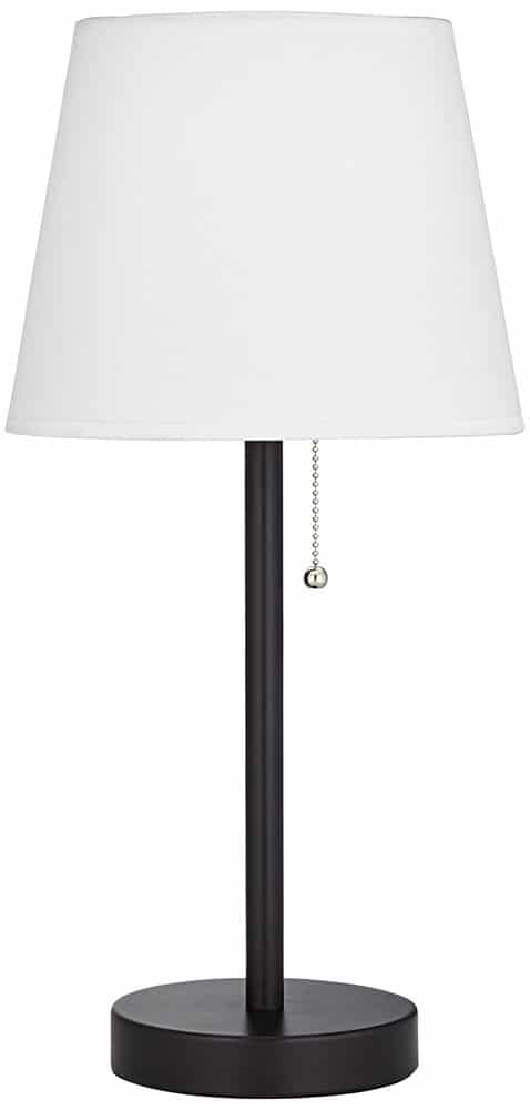 flesner bronze 20 high accent table lamp with usb port. Black Bedroom Furniture Sets. Home Design Ideas