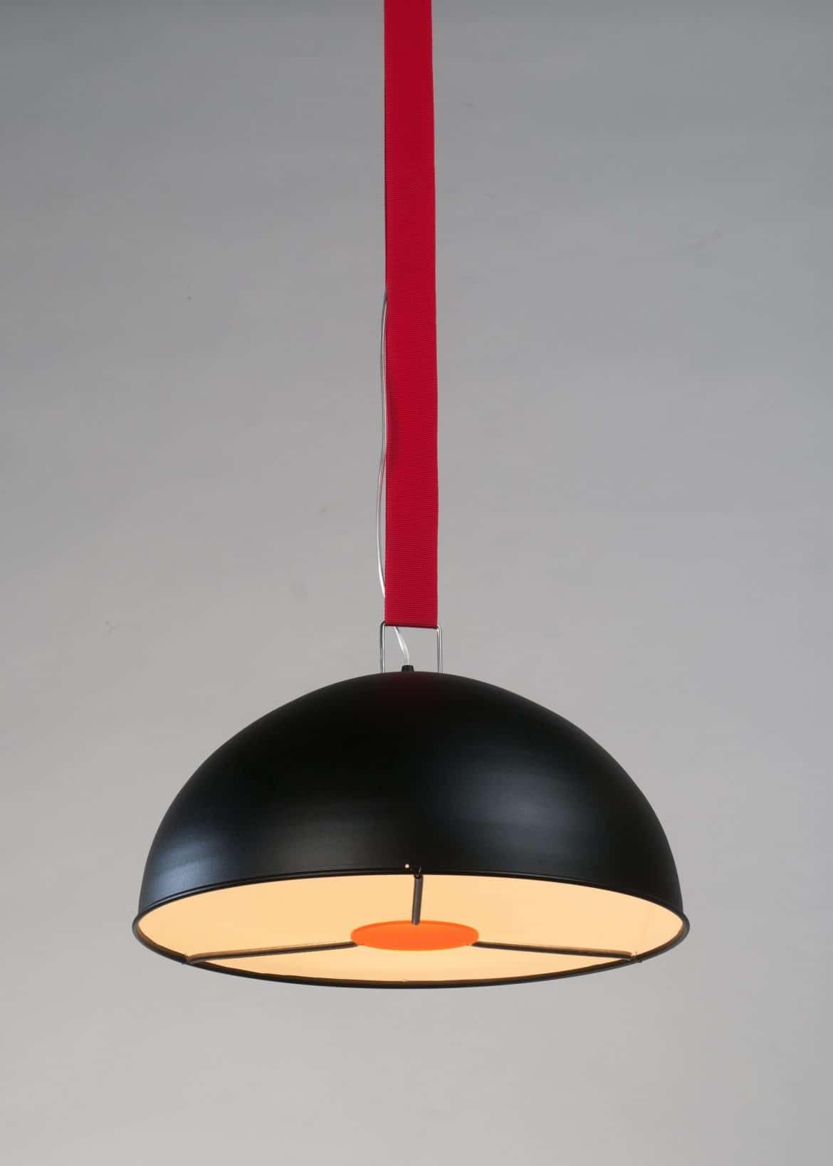 Big Strap Lamp ONE - pendant-lighting