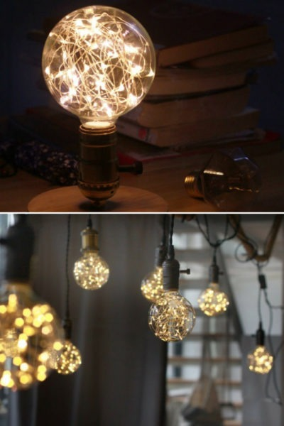 Awesome Vintage String LED Light Bulb