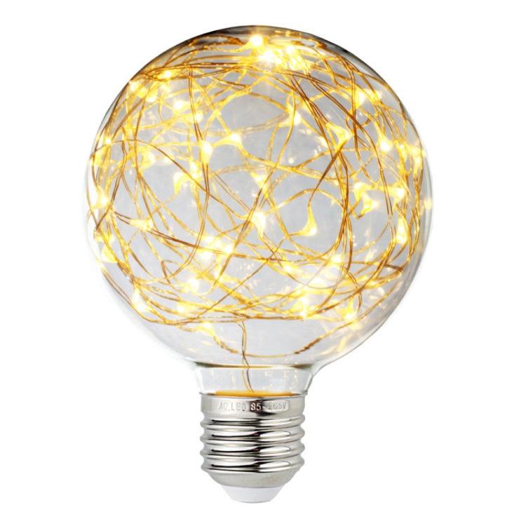 Awesome Vintage String LED Light Bulb 5 - Pendant Lighting - iD Lights
